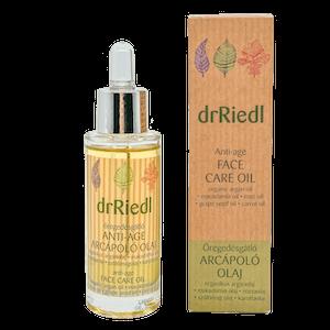 drRiedl öregedésgátló arcápoló olaj 30ml