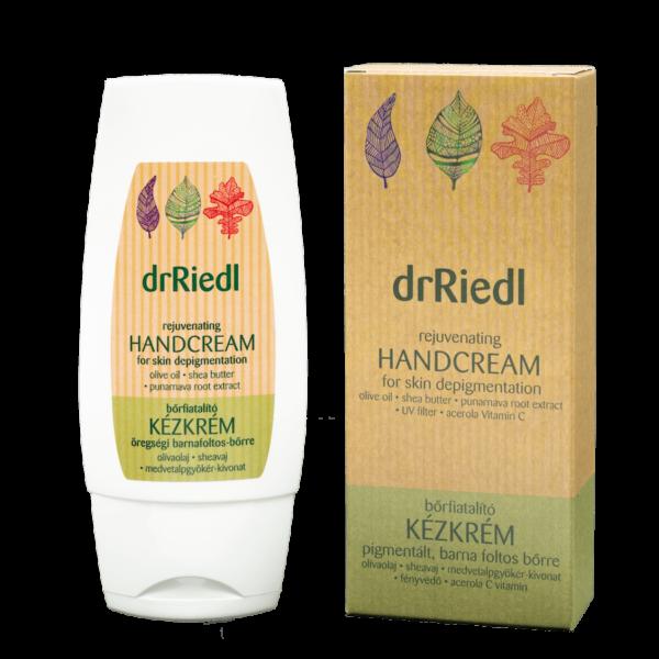 drRiedl bőrfiatalító kézkrém 100 ml