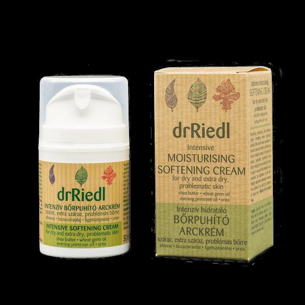 drRiedl intenzív bőrpuhító arckrém száraz bőrre 50 ml