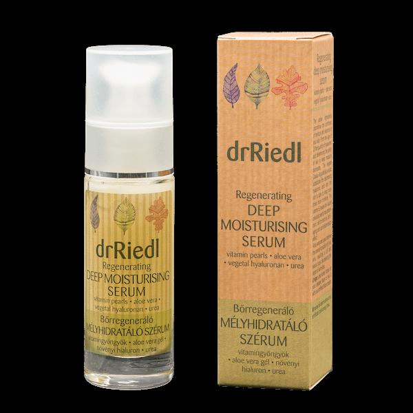 drRiedl bőrregeneráló hatású mélyhidratáló szérum 30ml