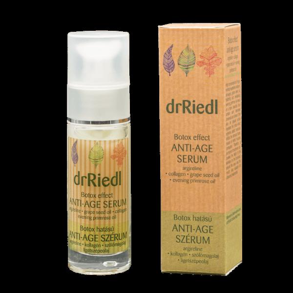 drRiedl botox hatású anti-age szérum 30ml