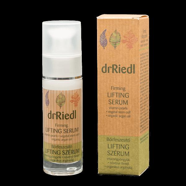 drRiedl bőrfeszesítő hatású lifting szérum 30ml