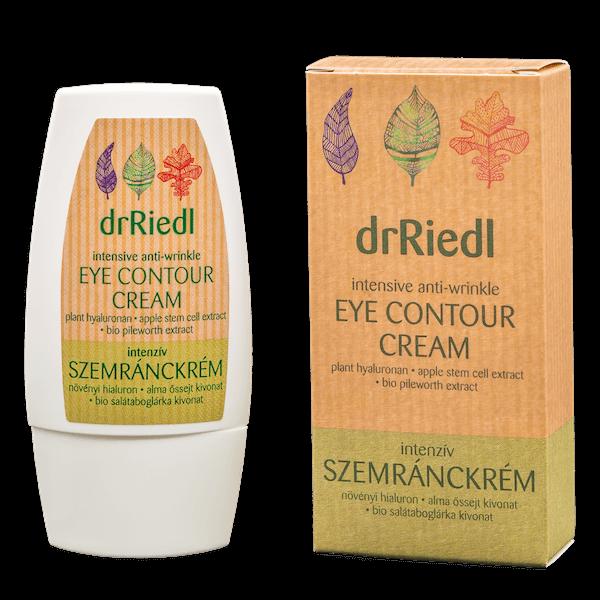 drRiedl intenzív szemránckrém 30 ml