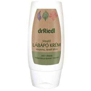 drRiedl Frissítő lábápoló krém 100 ml